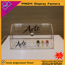 Mutil-size large Clear Solid Acrylic Display Cube