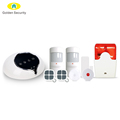 Golden Security WIFI/GSM+WIFI/3G alarm system support 100 wireless sensors,work with wifi ip camera wireless security home alarm