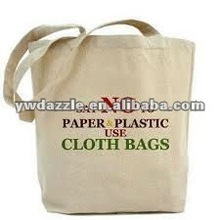 2012 fashion organic cotton bag for shopper