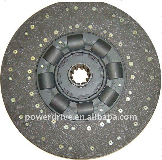 good quality material Plate PTO Tractor auto parts Truck Clutch Twin Disc Kit