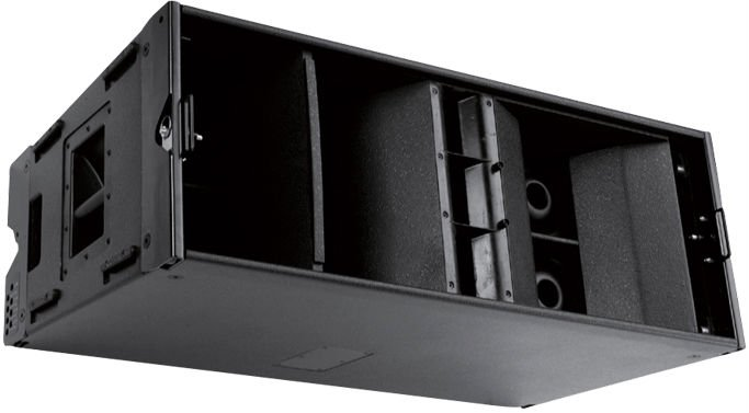 stage audio, empty cabinet, speaker box design (W8LC)