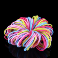 new fashion Girl's candy color cute kid elastic hair accessories