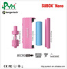2015 hot sell original electric cigarette subox nano mod starter kits 60w