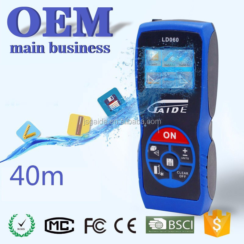 Mini S model instrument to electronic distance measurement 40m
