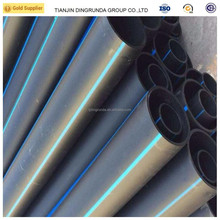 ISO 4427 hdpe pipe sdr 21 pe pipe sdr 26