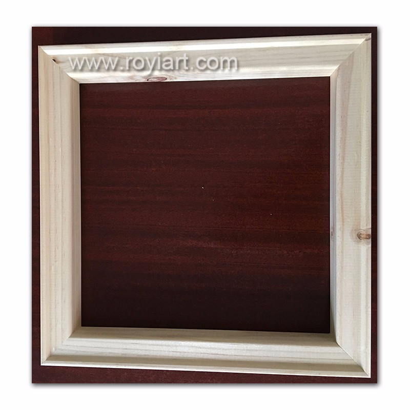 Canvas painting inner frame type and wood pine wood material stretcher bars