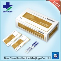 2016 Best Price Rheumatoid Factor RF Rapid Test Kit High Accuracy Professional Colloidal Gold RF ELISA Kit With CE Certificate