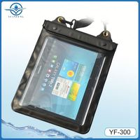 Factory supplier waterproof bag case for ipad