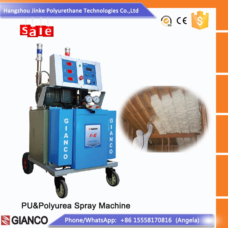 Hydraulic High pressure Polyurea Spray Machine