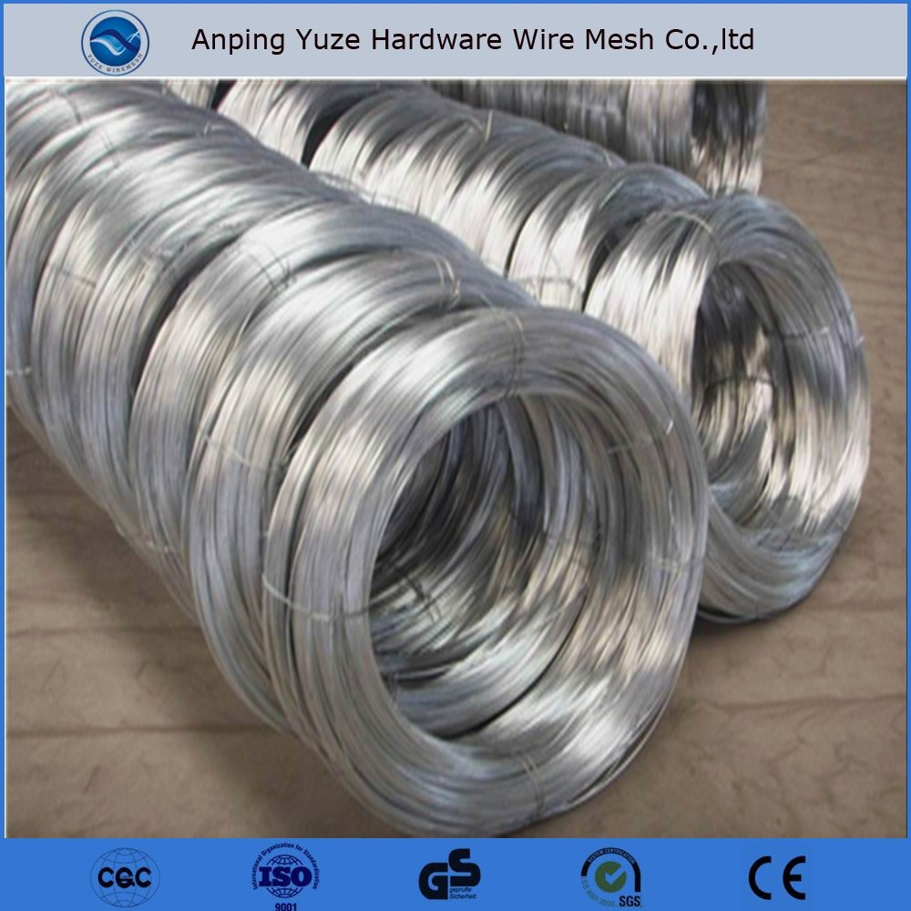 galvanized binding wire, binding wire, galvanized banding wire