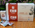 Free Sample Chinese Ganoderma lucidum reishi mushroom lingzhi herbal slice slimming tea private label