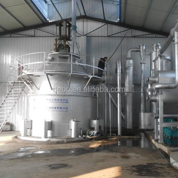 CE Approved MSW to electricty fluidized bed Msw gasifier biomass gasification s ystem
