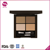 Senos China Goods Most In Demand Cosmetic 4 Colors Waterproof Brow Kit Eyebrow Powder