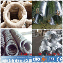 High quality dubai galvanized rebar tie wire good price