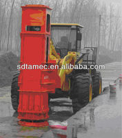 high speed hydraulic compactor for wheel loader & excavator