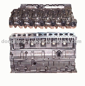 OEM Engine cylinder head c100 made in china for car part