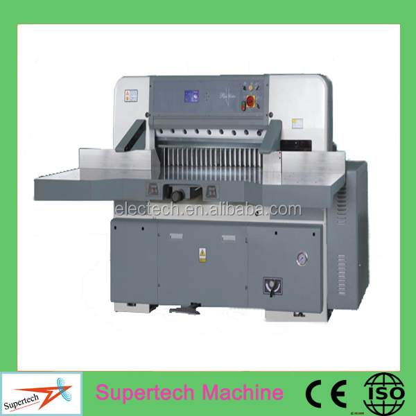 Digital Display Used Paper Cutting Machine For Sale