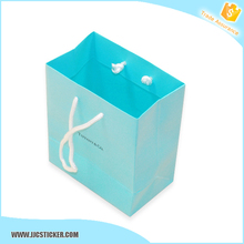 Get 100USD coupon paper gift bag,high quality paper shop bag,luxury printed custom paper bag