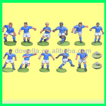 OEM character soccer toys figures / soccer player action figure