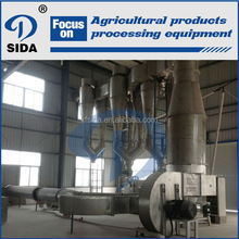 New cassava starch drying equipment for cassava processing machinery