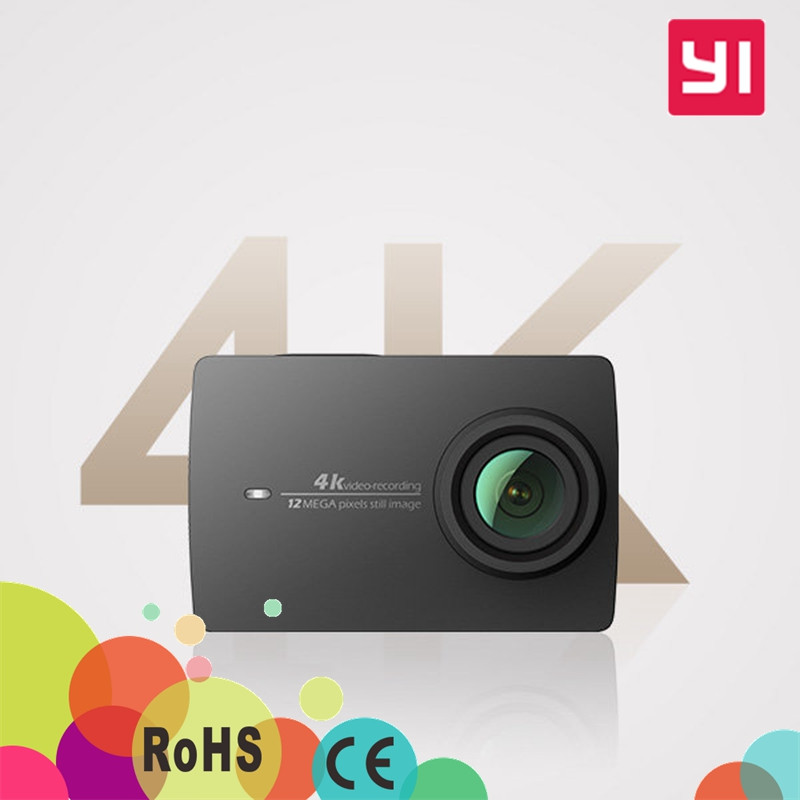 Ambarella A9 xiomi yi cam 4k Kamera 155 degree xiaoyi action 4k 30fps 4k xiaomi yi action camera