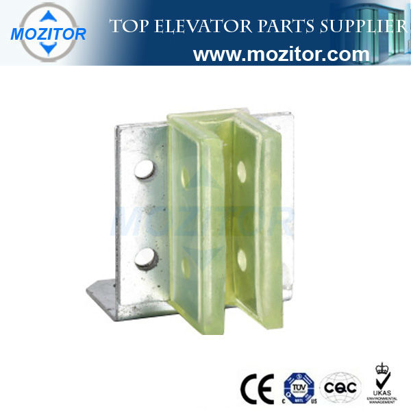 cheap residential lift elevator|elevator supply corp elevator guide shoes|Guide Shoes MZT-GS-310C