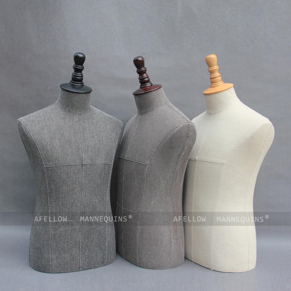 M003 B 9 Cheap Upper Body Dress Form Tailor Dummy , Adjustable Dressmaker  Mannequin