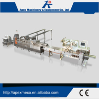 Automatic biscuit production line machine