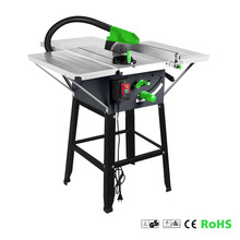 1800W wooden Extension Table cutting saw