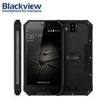 New Mobile Phone Blackview Bv4000 Triple Proofing Smartphone Ip68 Waterproof 4.7 Inch Android 7.0 Mtk6580a Quad Core 4g Cellular