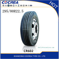 Top quality truck tyres 12R24 suitable for driving wheel tyre
