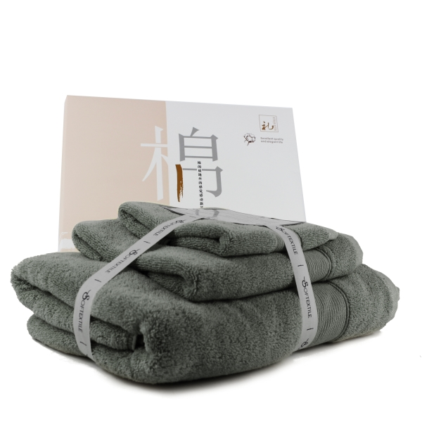 NEW 6 Piece 100% Egyptian Cotton 600 Gram Luxury Bath Towel Towels Set