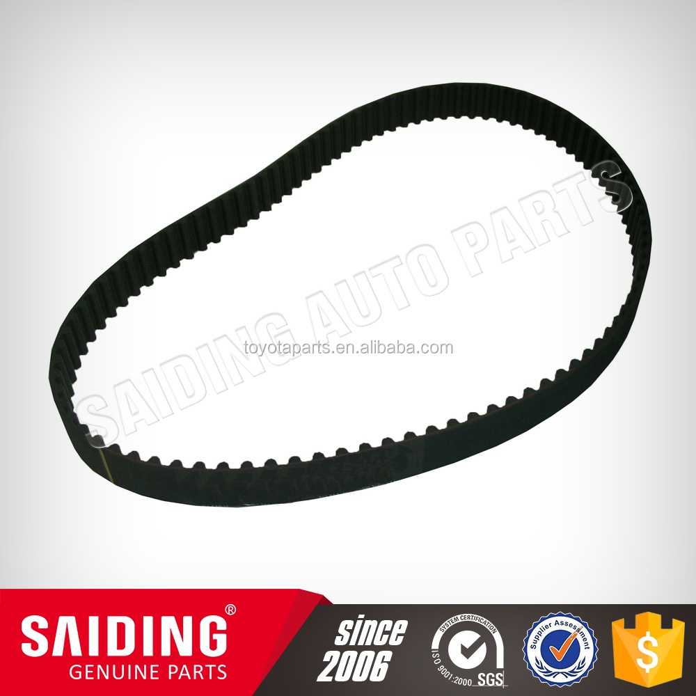 13568-09131 toyota Supplier Engine Parts Timing Belt For Toyota Hilux Vigo KUN15