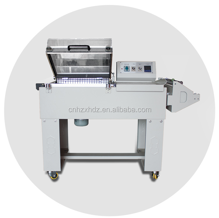 FM-5540 Semi-Auto 2 in 1 Sealing and Shrink Machine