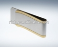 Grade 2 pure Titanium metal Money Clip,clips titanium