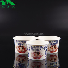 custom printed ice cream paper packaging cups