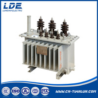 S13 Series Three Phase Oil Immersed Transformer With Conservator
