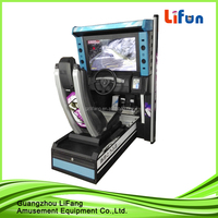 Initial D 7 arcade driving machine video racing game machine