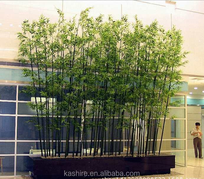 New Style And High Quality Simulation bamboo Room Dividers /screens