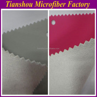 1.4mm Euopean standard high quality anti hydrolysis microfiber leather for shoes