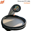 Three-core PV cable , 3G4mm2 cable for assembling connection cable and building PV system
