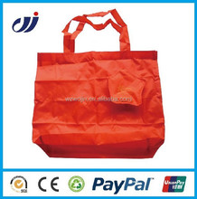 reusable eco foldable shopping bag/nylon foldable shopping bag/bulk reusable shopping bags
