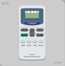 Air conditioning remote control KT-HI1 used for Hitachi brand