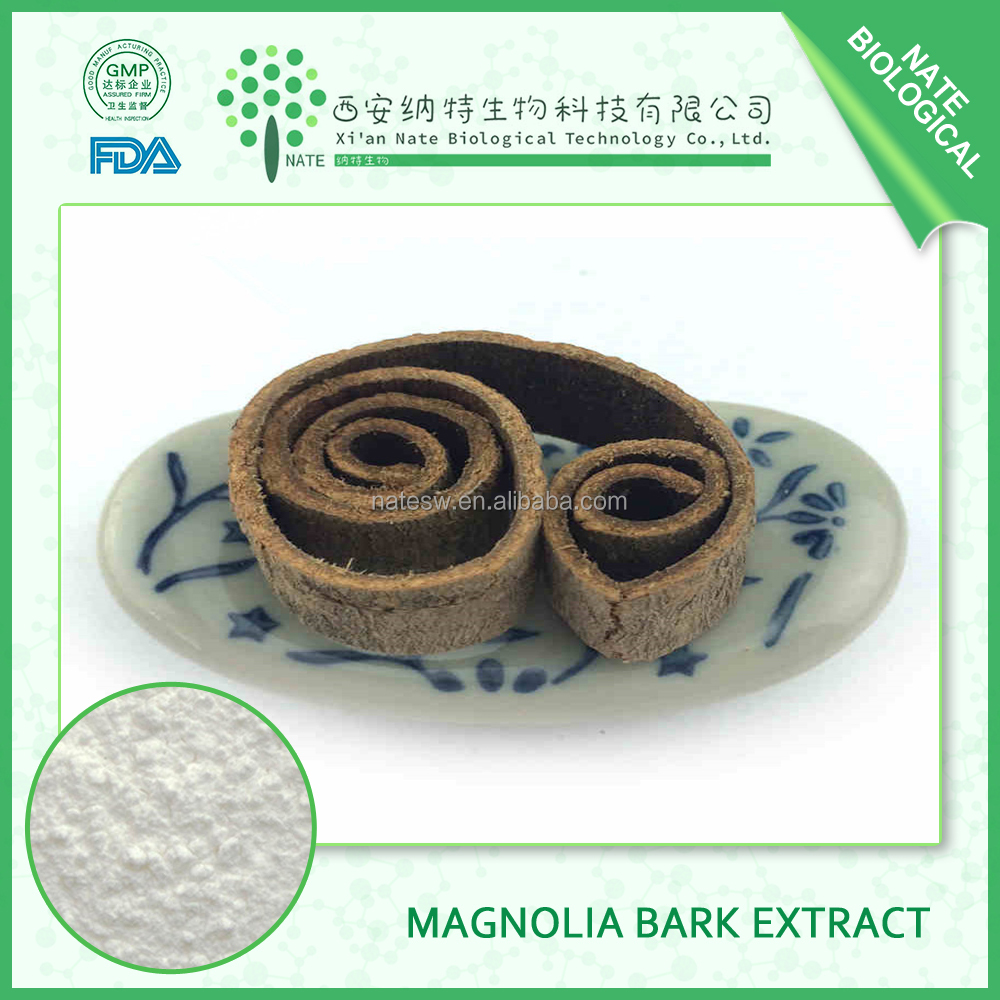 The Best Quality magnolia bark extract and magnolia cosmetics powder 2% With Competitive Price