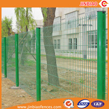 House Gate Designs Curve Wire Mesh Fence Factory Sale