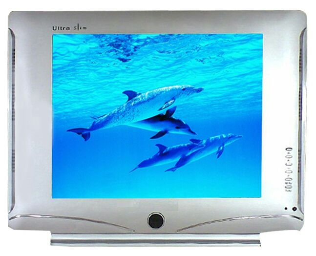 CRT COLOR TV 21inch with DVB-T2