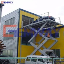 Proffesional stationary hydraulic electric mini home scissor lifts