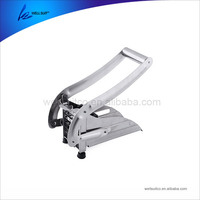 manual stainless steel potato cutter and potato chipper