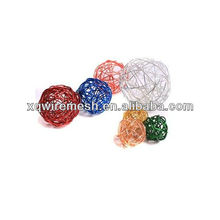 All kinds decorative wire ball/wire ball decoration