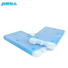Factory customize Reusable Gel ice brick cooler for food storage